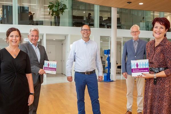 Erkenning mantelzorgvriendelijke organisatie voor gemeente en Vitis Welzijn