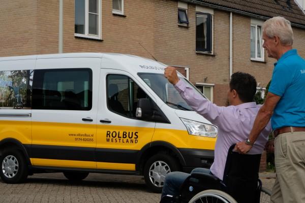 Rolbus verder onder de vlag van Platform Gehandicapten Westland