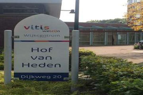Vitis Welzijn Hof van Heden