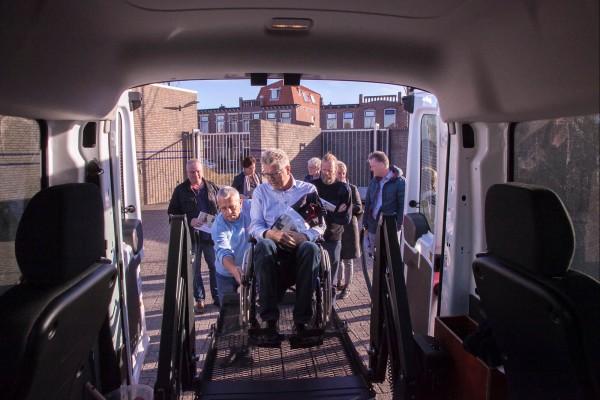 Lichamelijke beperking en vervoer